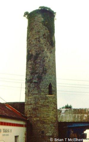 Roscrea Round Tower