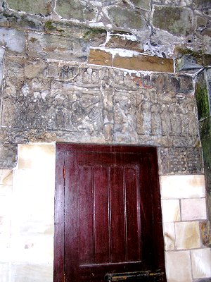 Maghera Church Lintel